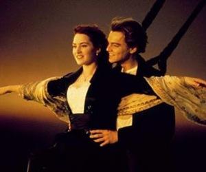 titanic and rose image