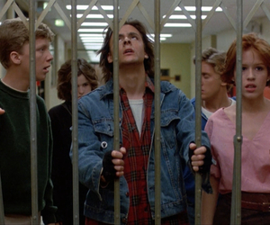 The Breakfast Club and 80s image