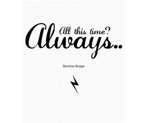always, book, and harry potter image
