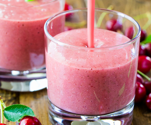 food, meal, and smoothie image