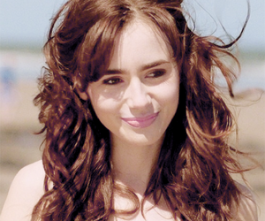 lily collins, love rosie, and sam claflin image