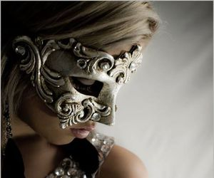 mask and photography image