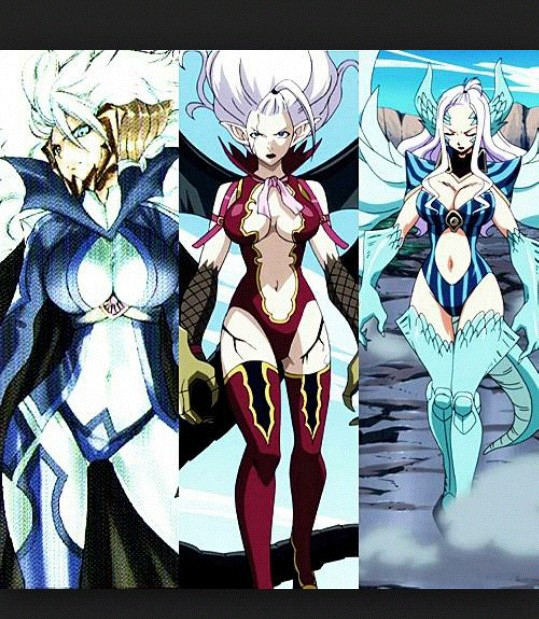 The Demon Uploaded By Karo Salmeron On We Heart It Fairy tail is a whimsical and adventurous anime, full of wizards, dragons, and talking cats! we heart it