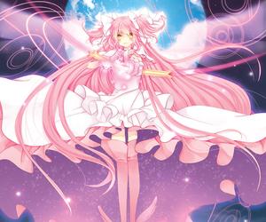 anime, kaname madoka, and madoca magica image