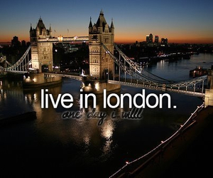 london and Dream image