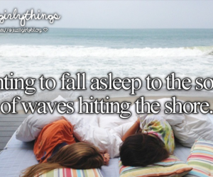 cuddling, summer, and waves image