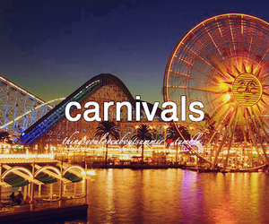 carnival, summer, and fun image