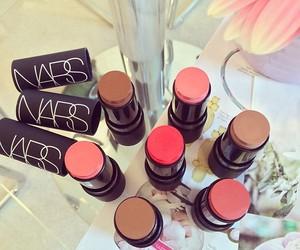 cosmetics, makeup, and nars image