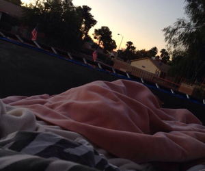 blankets, morning, and fun with friends image