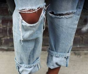 destroy, jeans, and outfits image