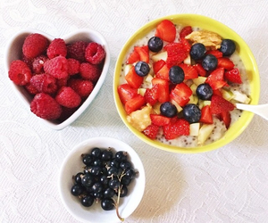blueberry, girly, and healthy image