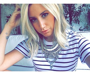 ashley tisdale, blonde, and girl image