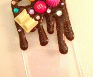 chocolate, yummy, and iphone case image