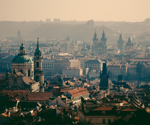 prague, beautiful, and city image