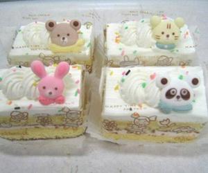 cake, kawaii, and food image