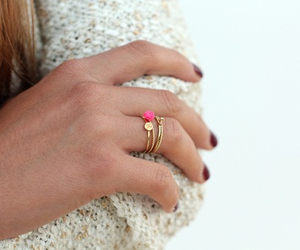 fashion, style, and rings image