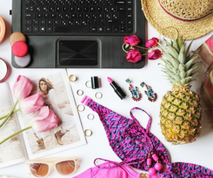 things, fashion, and girly image