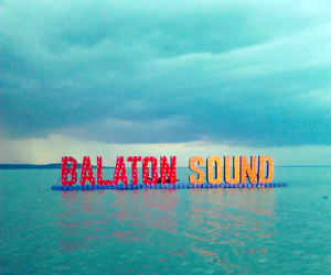 balaton, cloud, and festival image