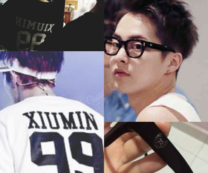 exo, smtown, and xiumin image