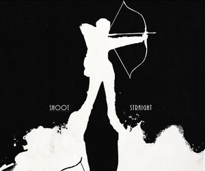the hunger games and katniss everdeen image