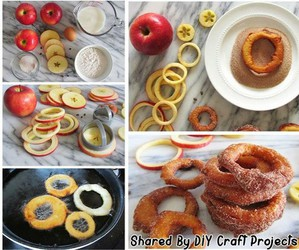 apple, food, and diy image
