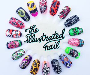 awesome, designs, and nail art image