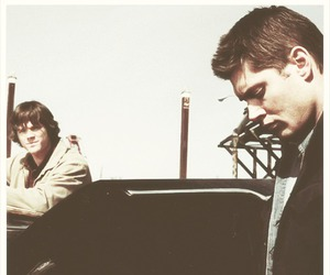 ask, icin, and dean winchester image