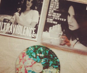 album, ultraviolence, and lana del rey image