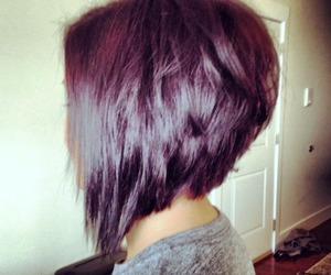 haircut, hairstyle, and hair color image