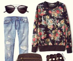 clothes and she image