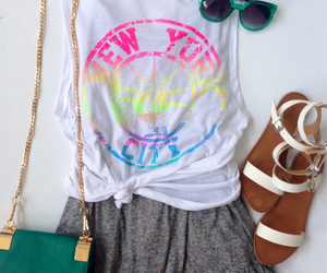 summer, summertime, and ootd image
