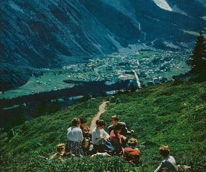 analog, indie, and nature image