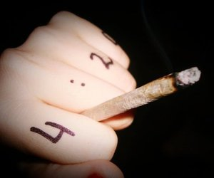 420, blunt, and bud image