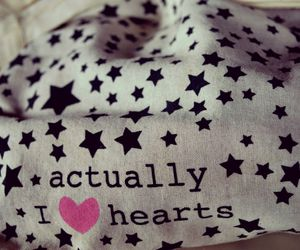 hearts, stars, and we heart it image