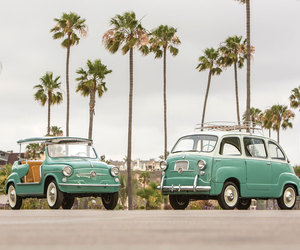 car, mint, and fiat image