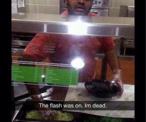flash, snapchat, and fun image