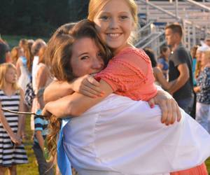 best friends, graduation, and sisters image