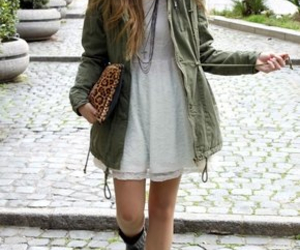 parka and pretty image