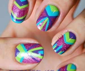 like, moda, and nails image