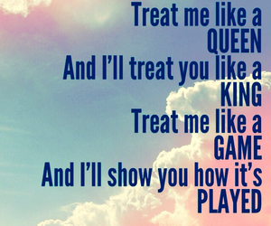 Queen, quote, and love image