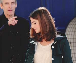 cardiff, doctor who, and peter capaldi image