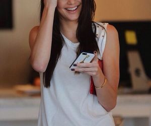 kendall jenner, smile, and Kendall image