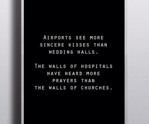 airport, church, and kiss image