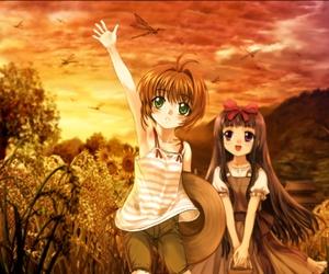 sakura card captors and sakura kinomoto image