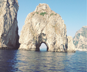 amore, capri, and italy image