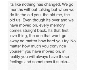 love, quote, and heartbreak image