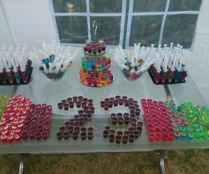 jello shots and party image