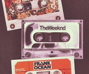 lana del rey, frank ocean, and music image