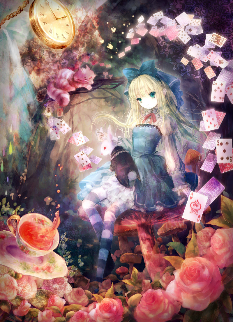 32 Images About Alice In Wonderland On We Heart It See More