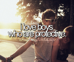 boy, love, and protective image